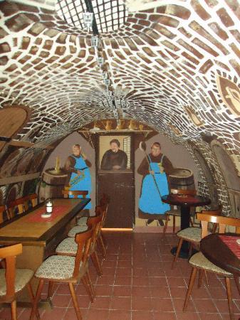 Kamp-Bornhofen, Germany: Cellar bar