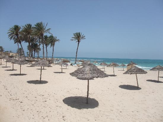 Zephir Hotel & Spa: la plage