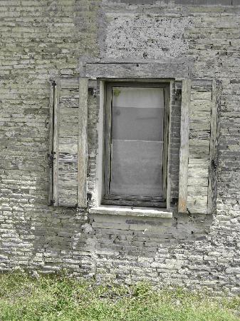 Gites de Baugnac: Notre fenêtre