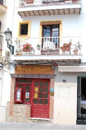 Pension Miguel: Hostal Miguel