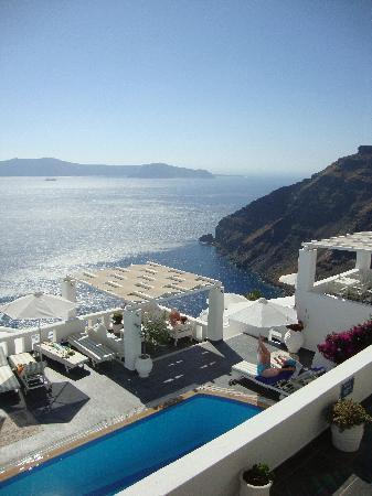 Agali Houses: Amazing views