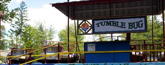 Conneaut Lake Park: 1925 Tumble Bug