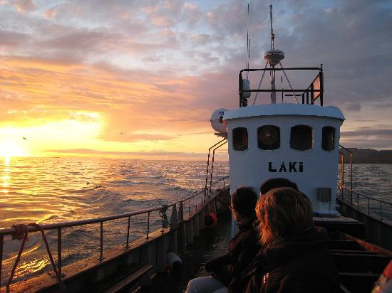 Laki Tours: 2300 hr and back to the dock