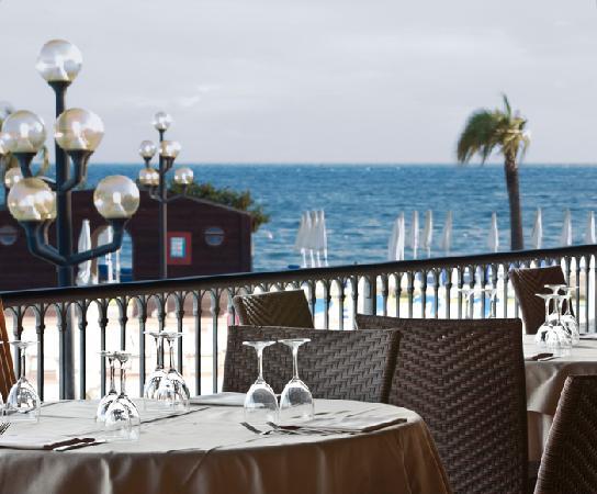 Hotel Sighientu Thalasso & Spa: Ristorante Mare