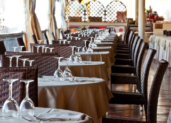 Capitana, Italien: Ristorante Mare
