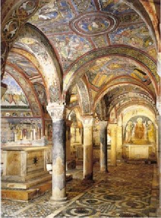 Anagni, Italien: Visione di insieme