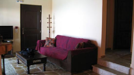 Amadryades Villas: Interior
