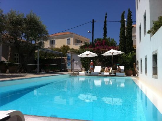 Orloff Resort Hotel: the piscine