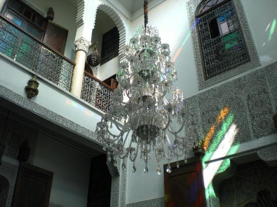 Riad Arabesque: Parece increible que toda esta belleza esté solo para mí...