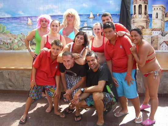 Diverhotel Roquetas: Día del huesped