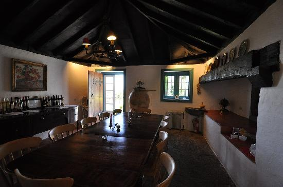 Inside Main House, Quinta das Vinhas, June/July 2011