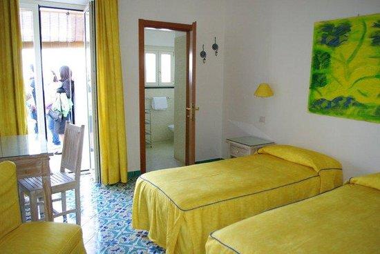 Camera letto La Sirenella