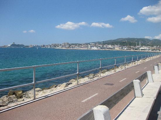 Hotel Palma Bellver Managed By Melia: cycle path