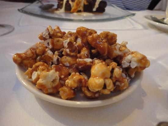 Tannery Restaurant: Tannery Popcorn