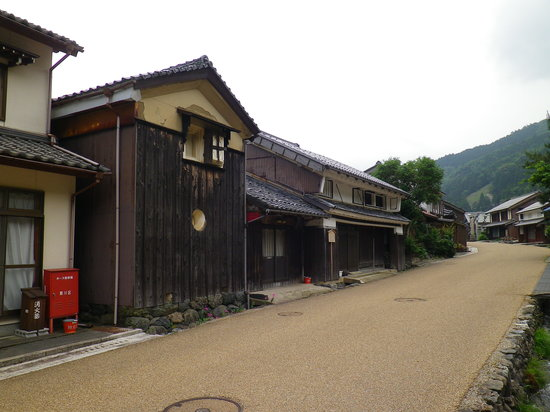 Kumagawashuku: 静かな場所