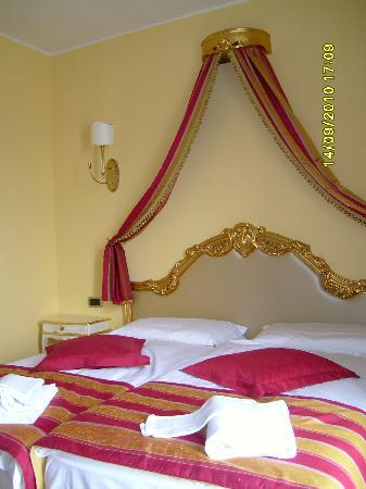 Grand Hotel Britannia Excelsior: Hotel Room