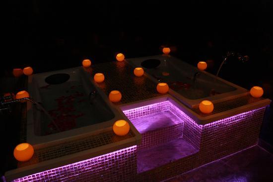 Mythic Oriental Spa: bains orientaux