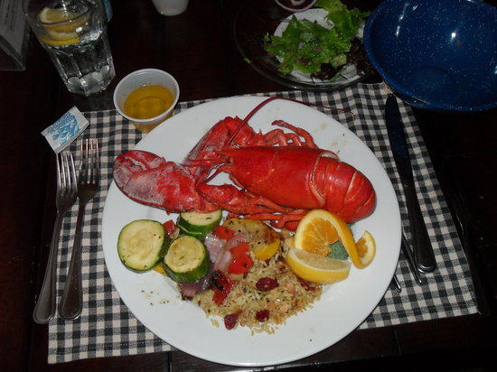 The Anchor: Lobster