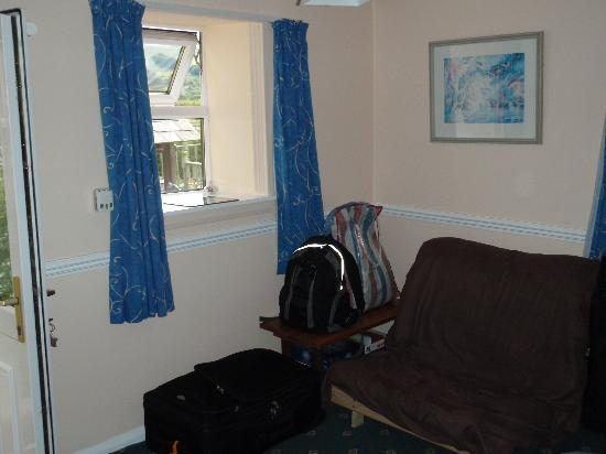 Strand Cottage Bed and Breakfast: The cottage interior #3