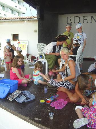 Eden Alcudia: Kids Club Pirate Theme Day