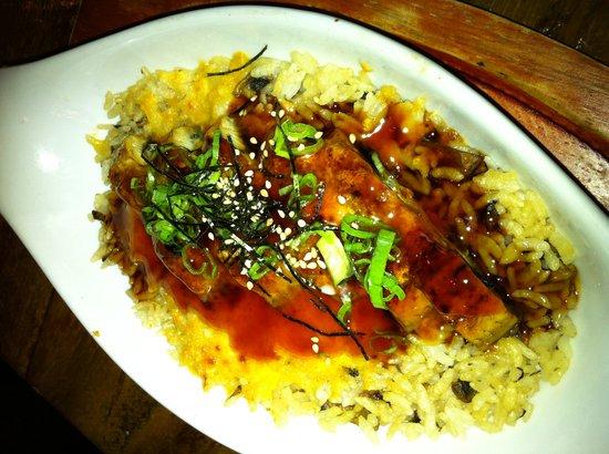 Kinka Izakaya Original: Unagi doria (Eel on Rice)