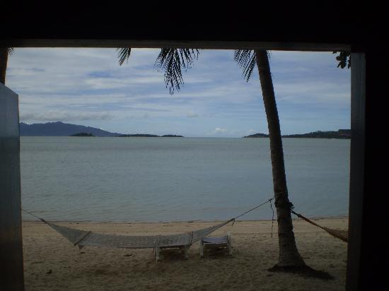 Como Resort Koh Samui: Uitzicht vanuit het huisje