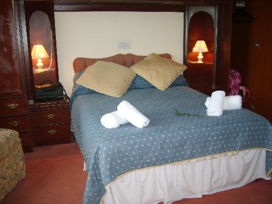 Wildings Hotel: Comfortable bedroom