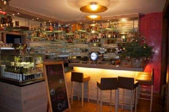 Hotel Rosengarten : Theke