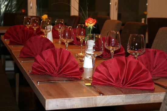 Hotel Rosengarten : Restaurant
