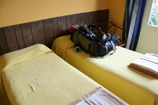 Blue Beach Villagio Turistico: Double Beds