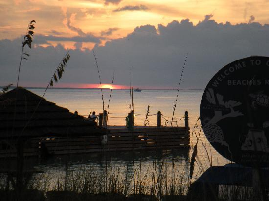 Beaches Turks & Caicos Resort Villages & Spa : Beautiful Sunset
