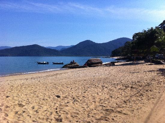 Pousada Picinguaba: Beach