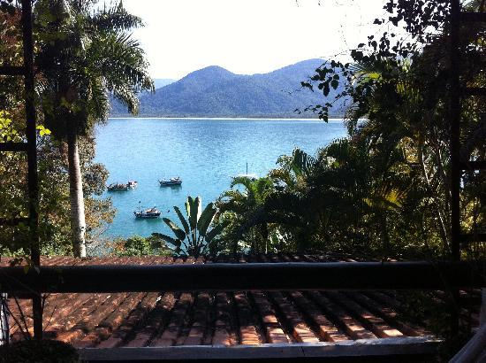 Pousada Picinguaba: View from the bedroom