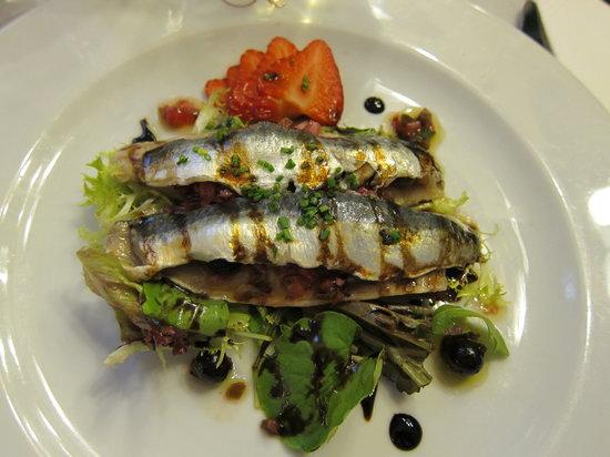 Taberna Del Alabardero : Sardines