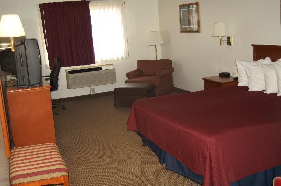 BEST WESTERN Inn at Sundance: The Room