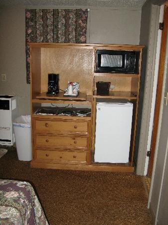 Mountain View Motel & RV Park : our room, picture 2