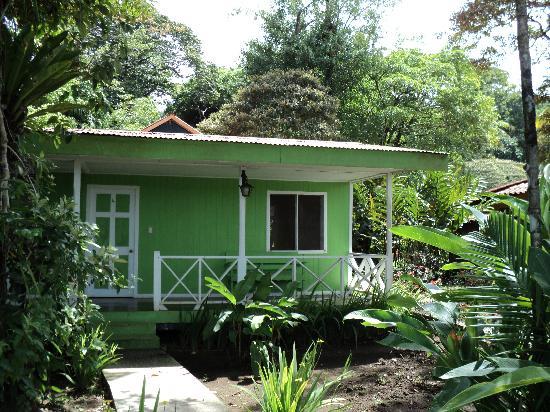 La Baula Lodge: cabin