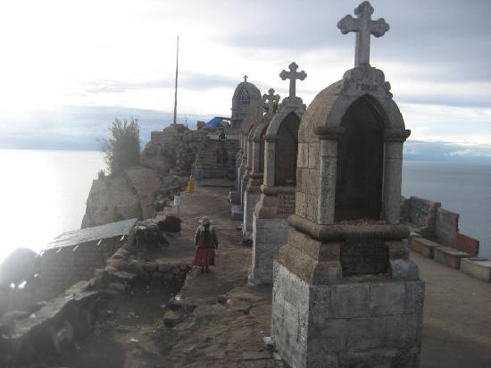 Copacabana, Bolivia: santuario