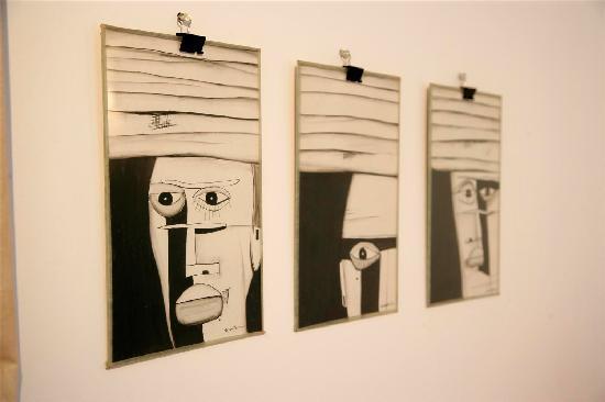 Modigliani Art & Design Suites Mendoza: Decorados Generales
