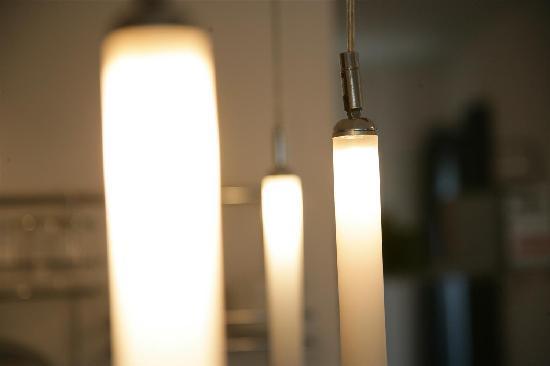 Modigliani Art & Design Suites Mendoza: Iluminación