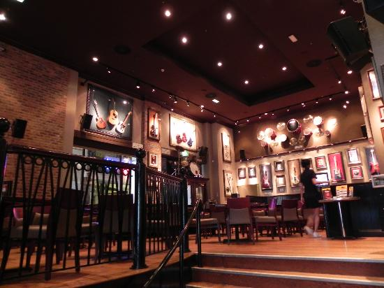 Hard Rock Cafe Manchester England