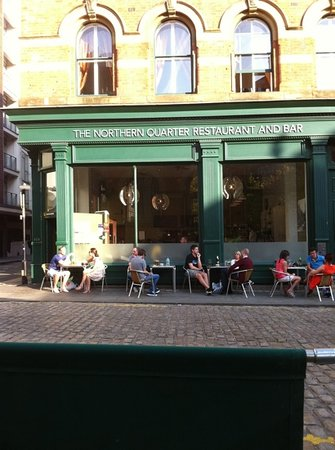 The Northern Quarter Restaurant & Bar (TNQ)