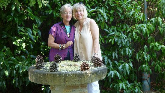 Las Moradas del Unicornio: Olga & Carol