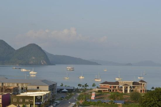My Hotel Langkawi : View from room
