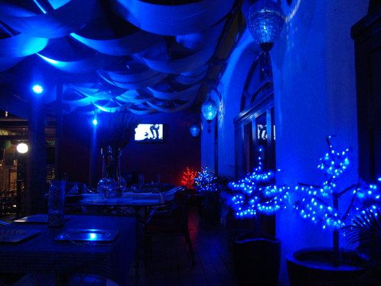 Baja Lobster Company : Nice Lights