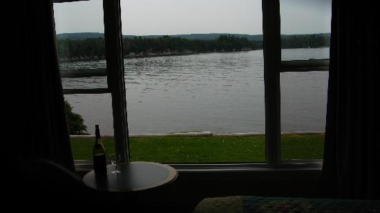 St Ann's Motel & Cottage: View from room