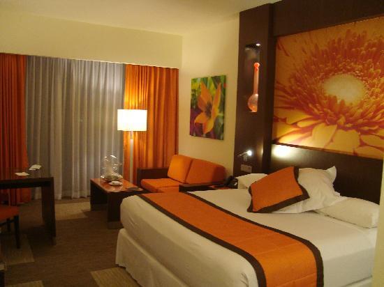 Hotel Riu Plaza Panamá: Hotel Room