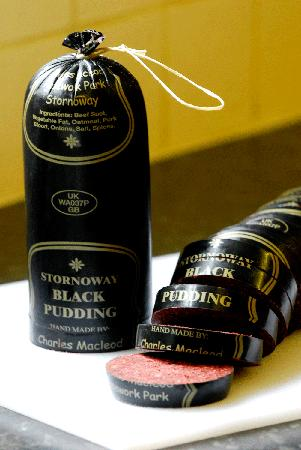 ‪‪Avondale Guest House‬: Gold Award Winning Stornoway Black Pudding‬