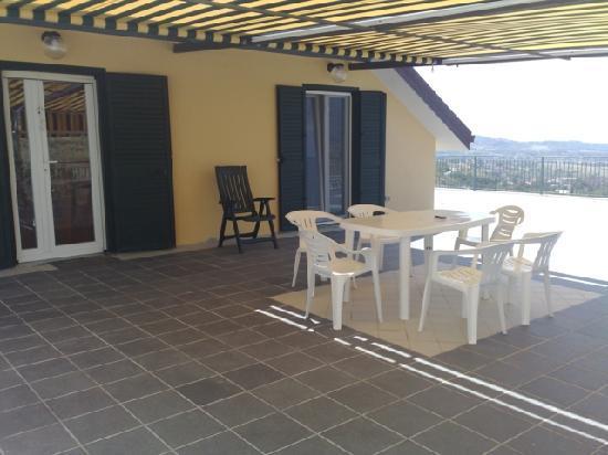 Castrovillari, Italy: Una delle ns. terrazze