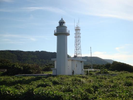 Hajikisaki Lighthouse: 全景②